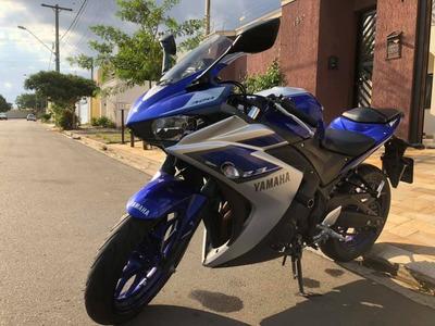 Yamaha Yzf R3 321cc Abs