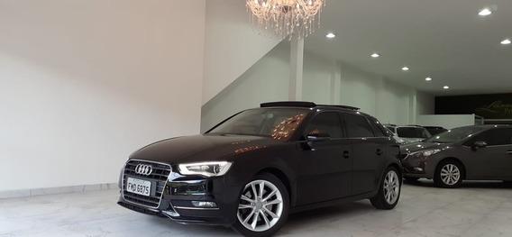 Audi A3 Sportback 1.8 Tfsi 4 Portas Teto Solar 2014