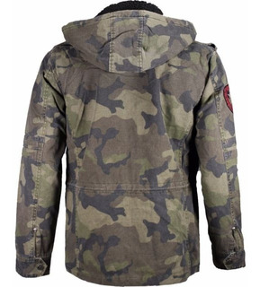 Campera Affliction Premium Rusty Break - A Pedido_exkarg