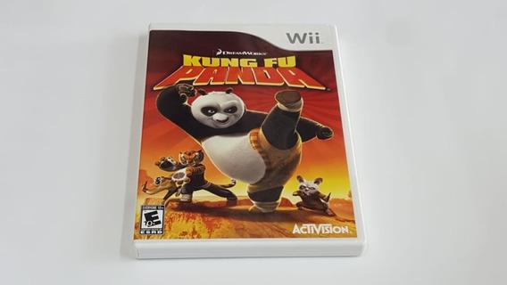 Jogo Kung Fu Panda - Wii - Original - Mídia Física