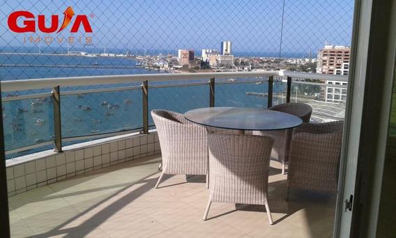 Apartamento De Alto Luxo Na Beira Mar De Fortaleza - 1666
