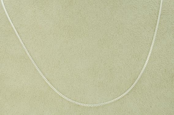 Corrente Grumet Feminina 45 Cm (d2,4) Prata 925