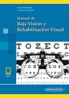 Manual De Baja Visión Y Rehabilitación Visual - Panamericana