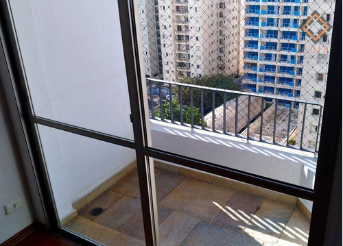 Apartamento Com 2 Dormitórios À Venda, 64 M² Por R$ 560.000,00 - Campo Belo - São Paulo/sp - Ap48614