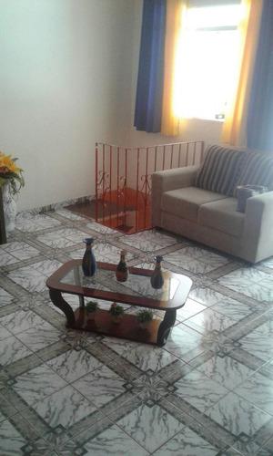 Imagem 1 de 25 de Casa Térrea À Venda, 4 Quartos, 2 Vagas - Casa Grande - Diadema/sp - 43966