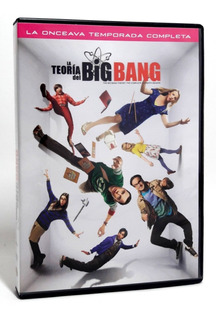 The Big Bang Theory Teoria Big Bang Temporada 11 Once Dvd