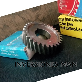 Piñon Cigueñal Ford 240 / 300 Timetec Made In Usa 6 Cilind