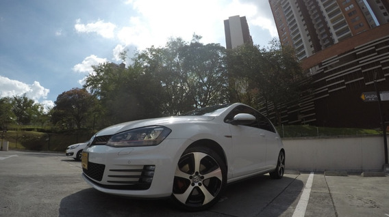 Volkswagen Golf Gti Mk7 Performance 2016