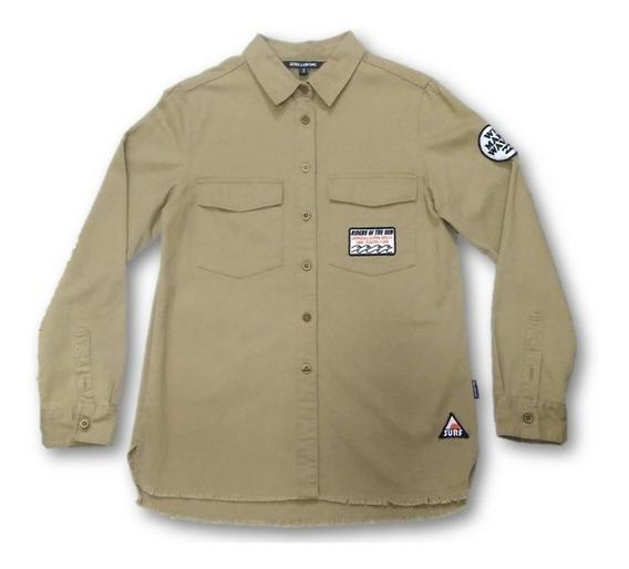 Camisa Billabong De Mujer 12176107 Cma