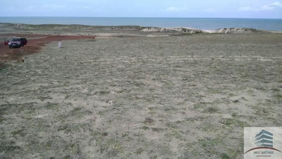 Terreno 1676m² No Loteamento Praia Do Farol Em Touros