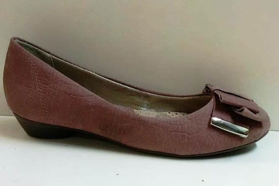 Sapato Feminino Salto Baixo Ramarim 113101