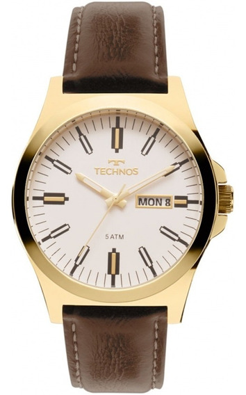 Relógio Technos Masculino Mod 2305az/2b - Classic - Original