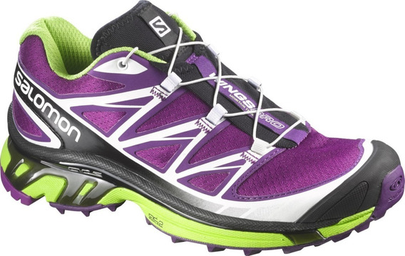 Zapatillas Salomon Wings Pro Dama Adulto Oferta Asfl70