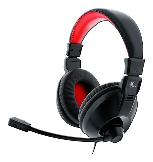 Audifono Xtech Gaming Xth500 Voracis 3.5mm Tienda Bagc