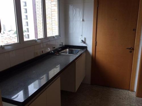 Apartamento Com 3 Dormitórios Para Alugar, 152 M² Por R$ 6.250,00/mês - Tatuapé - São Paulo/sp - Ap5573