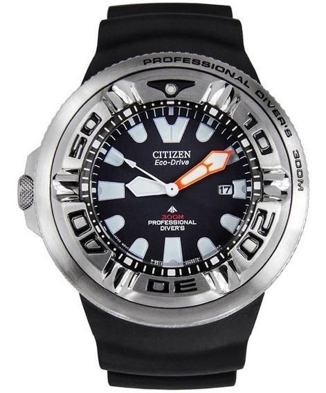 Relógio Citizen Eco Drive Professional Diver Bj8050-08e