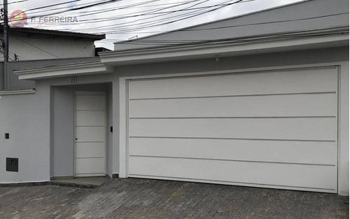 Imagem 1 de 30 de Sobrado Com 4 Dormitórios À Venda, 210 M² Por R$ 1.200.000,00 - Jardim Iracema - São Paulo/sp - So0194