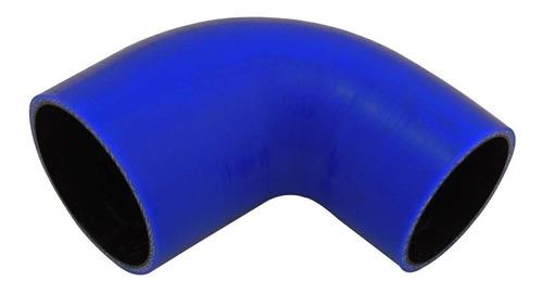 Imagem 1 de 5 de Mangote Redutor Em Silicone 90° 2 1/2 X 3 X 100mm Spa