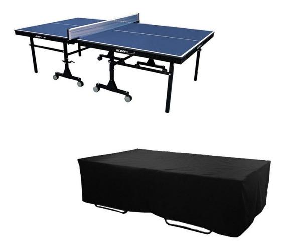 Capa Slim Para Ping Pong Tênis Mesa Corino Saia Longa Klopf