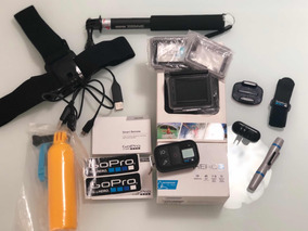 Câmera De Ação Gopro Hero+ Com Wi-fi E Bluetooth