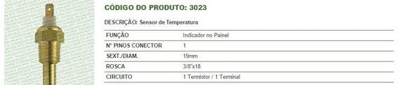 Sensor Temperatura F-100/350/600/750/1000 74/...