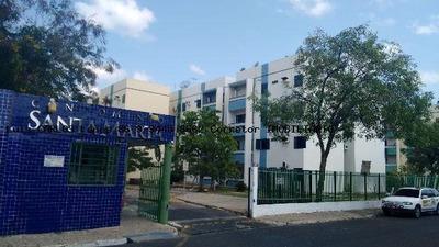 Apartamento Para Venda Em Teresina, Ininga, 3 Dormitórios, 1 Suíte, 2 Banheiros, 1 Vaga - Apto Santa Marta