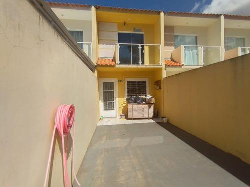 Imagem 1 de 12 de Sobrado Com 2 Dormitórios À Venda, 65 M² Por R$ 205.000,00 - Contorno - Ponta Grossa/pr - So0199
