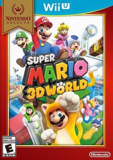 Super Mario 3d World Wii U Digital