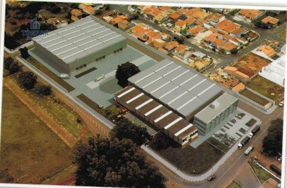 Galpão Industrial Para Locação, Betel, Paulínia. - Ga0196