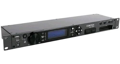 Controlador De Audio Digital Cortex Hdc-500 Usb Dj