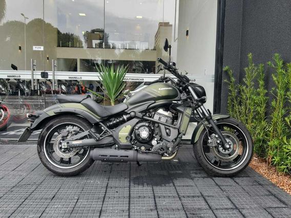 Kawasaki Vulcan 650s Abs 2019 - Harley Davidson 883 Iron (g)