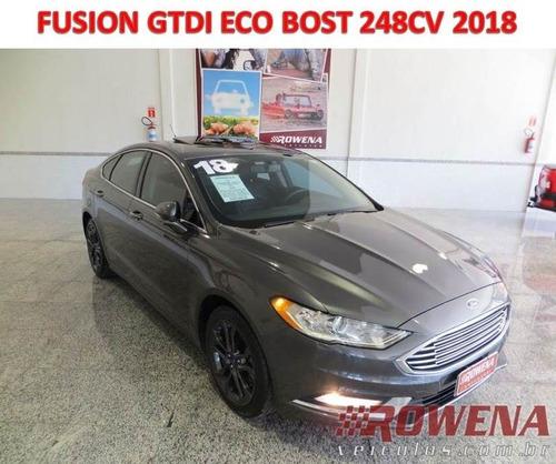 Fusion Gtdi 2.0 Eco Boost 248cv 2018/18 Gar Fabrica