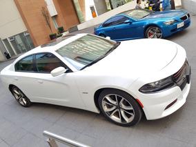 Dodge Charger 2015 R/t Seminuevo!!! Excelente Oportunidad!!!