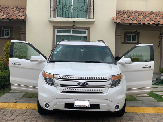 Ford Explorer Limited V6 Sync 4x2 Mt 2011