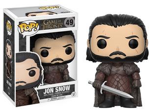 Funko Pop Game Of Thrones Got Jon Snow 49