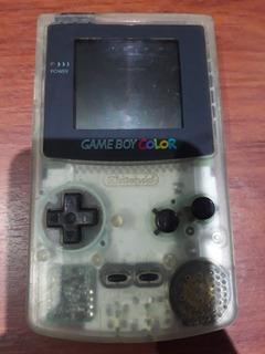 Game Boy Color Cristal