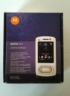 Teléfono Motorola Moto W7 Active Edition (incluye Funda)