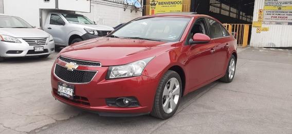 Chevrolet Cruze 2012 Ltz Piel Quemacoco