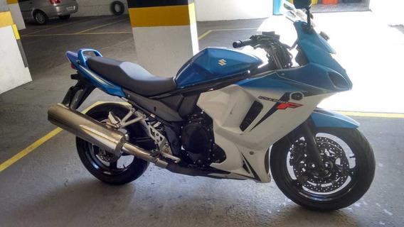 Suzuki Gsx 650 Fa Abs