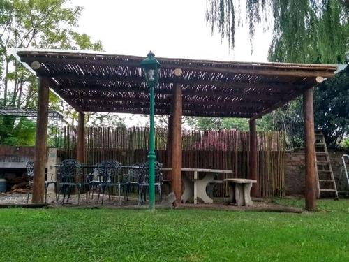 Cañas  Tacuaras Cercos De Cañas  Techos  Bambu