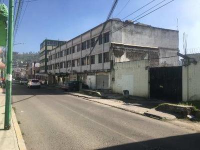 Venta Edificio Y Terreno Toluca Estado De Mexico Zona Centro
