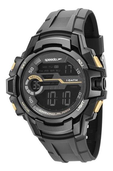 Relógio Masculino Speedo Esportivo Digital 100 Metros 5090g0