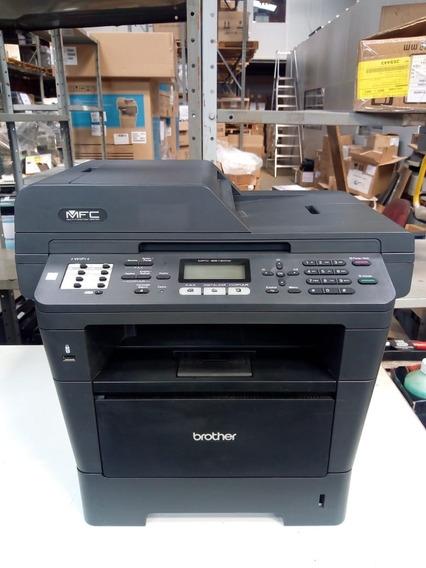 Impressora Brother Mfc-8912dw Multifuncional Laser