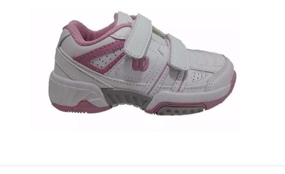 Zapatillas Wilson Tenis Junior Niños Niñas Escuela Colegio