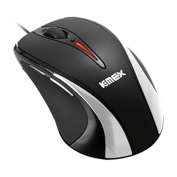 Mouse Óptico Gaming Laser K-mex Ml-r135
