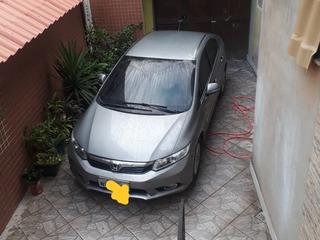 Honda Civic 2012 1.8 Lxl Flex 4p
