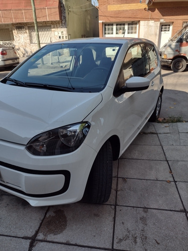 Volkswagen Up! 2015 1.0 Move Up! 75cv 3 P Titular Impecable