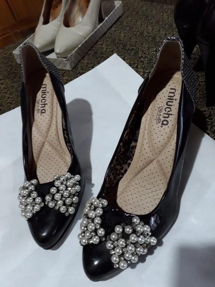 Zapato De Mujer -- Pares--