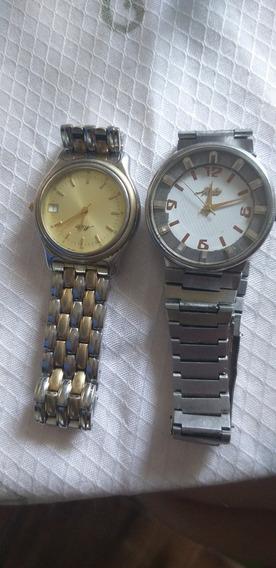 Lote 2 Relógio Mido