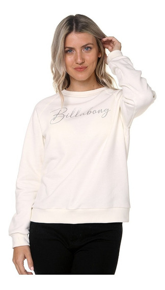 Buzo Billabong Retro Crew Mujer - 12108603